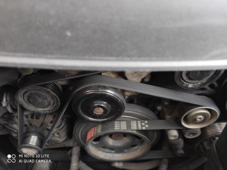 Пълна инспекция на двигателя